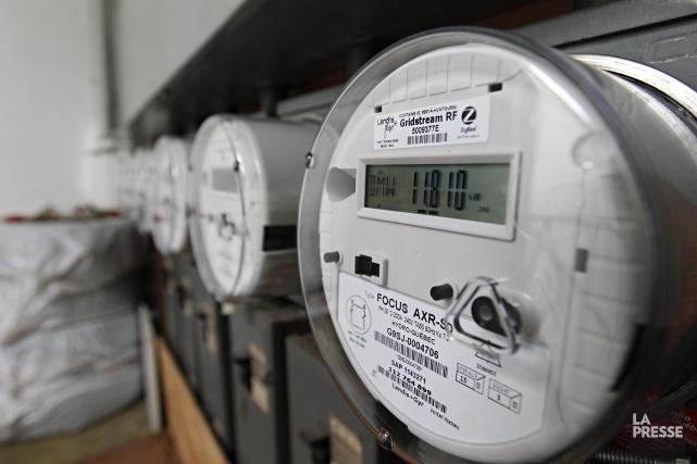 Plus des trois quarts de l'électricité consommée par... (Photo François Roy, archives La Presse)