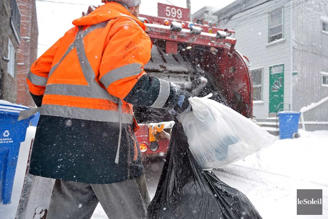 La Ville de Québec jugeant que l'utilisation du... (Le Soleil, Yan Doublet)