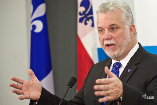 Les Québécois sont majoritairement favorables à l'objectif du... (PHOTO ANDRÉ PICHETTE, ARCHIVES LA PRESSE)