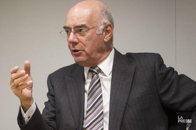Le ministre de l'Économie, de l'Innovation et des... (PHOTO OLIVIER PONTBRIAND, ARCHIVES LA PRESSE)