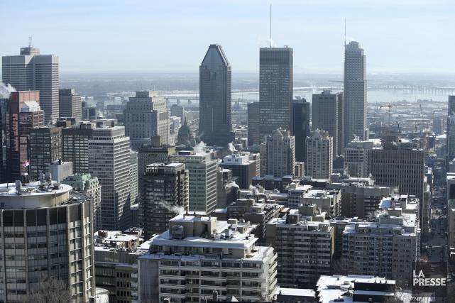 Il est permis de croire que la métropole... (PHOTO MARTIN CHAMBERLAND, ARCHIVES LA PRESSE)