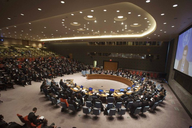 L'intervention des Nations unies dans un pays en... (PHOTO CARLO ALLEGRI, REUTERS)