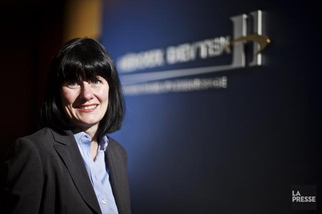 Anne-Marie Bertrand est directrice de la gestion de... (PHOTO ANDRÉ PICHETTE, LA PRESSE)
