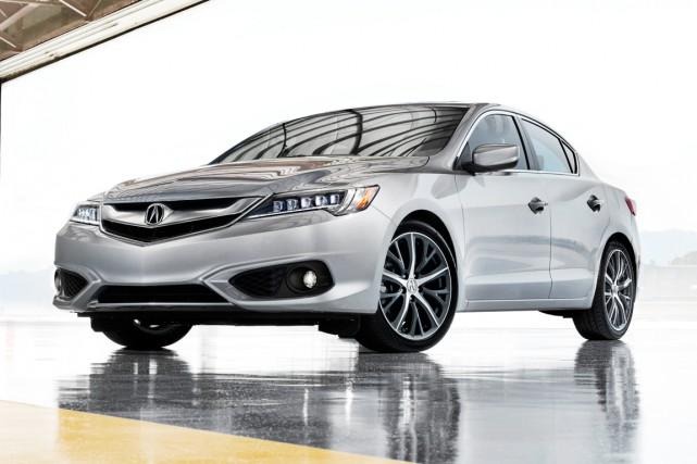 Les EL, CSX et ILX ont toutes une chose en commun: elles ne sont jamais... (Photo fournie par Acura)