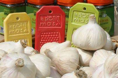 La fleur d'ail du Petit Mas a été désignée meilleur produit gourmand dans la... (Photo tirée de Facebook)