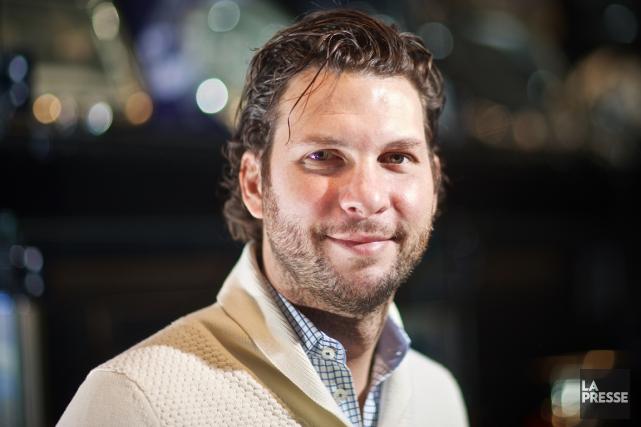 Adam Braz a été nommé au poste de... (Photo André Pichette, La Presse)
