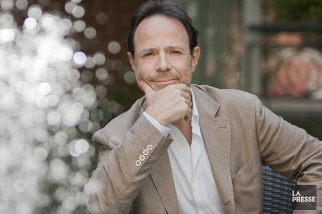 Pour la première fois en 16 romans, Marc... (Photo Ivanoh Demers, archives La Presse)