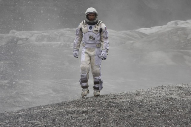 Matthew McConaughey dans Interstellar.... (Photo fournie par Paramount Pictures)