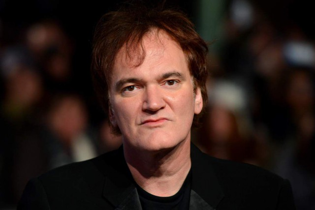 Quentin Tarantino... (PHOTO ARCHIVES AFP)