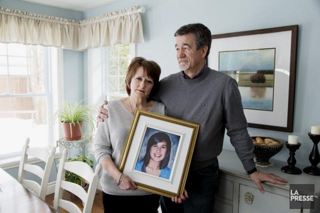 Cinq ans après la mort tragique de leur... (Photo: Alain Roberge, La Presse)