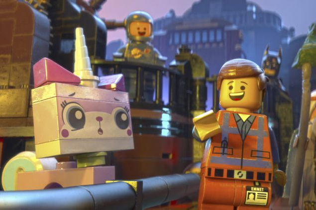 The Lego Movie... (Photo fournie par Warner Bros.)