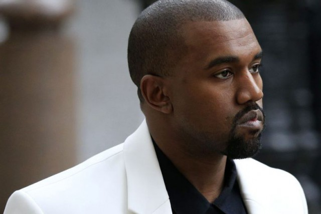 Kanye West a promis d'écouter Morning Phase plus attentivement et a... (PHOTO JONATHAN BRADY, AP)