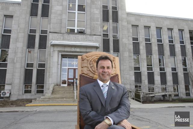 Notre chroniqueur rappelle que le maire de Shawinigan,... (Photo Stéphane Champagne, collaboration spéciale, archives La Presse)