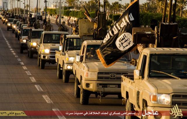 «La lutte actuelle ne concerne pas plus l'islam... (Photo Agence France-Presse/HO/WELAYAT TARABLOS)