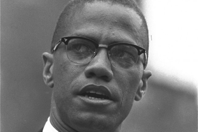 Malcolm X... (Photo d'archives, AP)