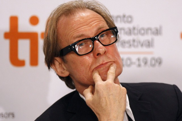 Bill Nighy... (Photo Archives Reuters)