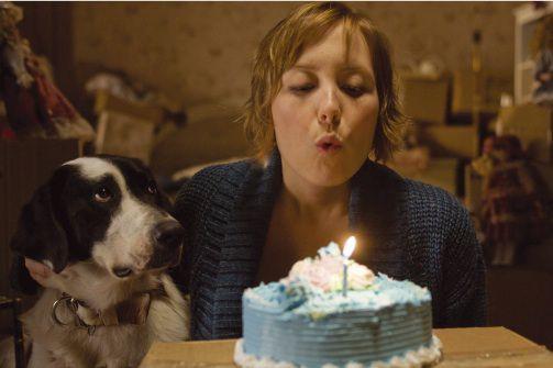 Isabelle Blais dans le film Borderline.... (Photo fournie par TVA Films)
