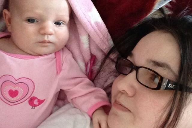 Audrey Girard, une mère d'Alma, veut poursuivre le... ((Photo tirée de Facebook))