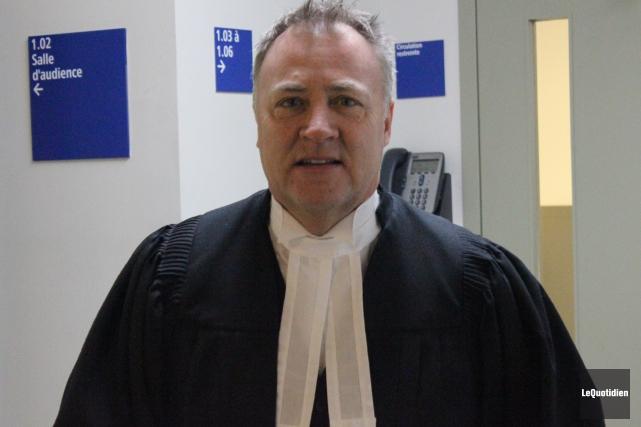 Le criminaliste Jean-Marc Fradette croit que plusieurs causes... ((Archives Le Quotidien))