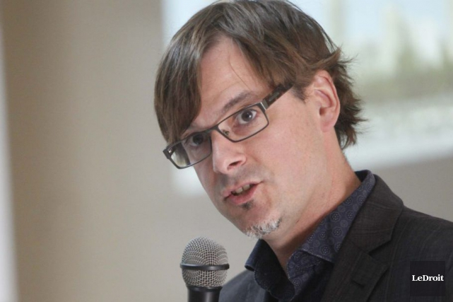 Le conseiller du secteur, Martin Lajeunesse, soutient que... (Simon Séguin-Bertrand, Archives LeDroit)