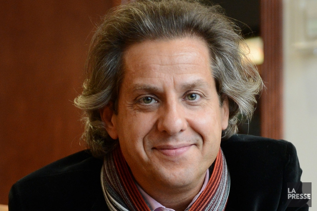 Alain Lefèvre... (Archives, La Presse)