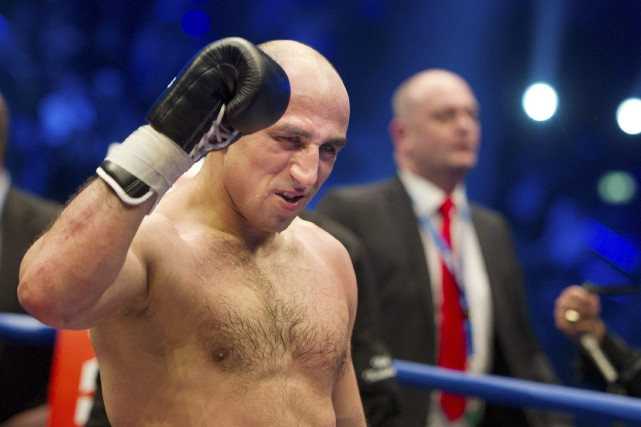 Arthur Abraham... (Photo Stefanie Loos, Reuters)