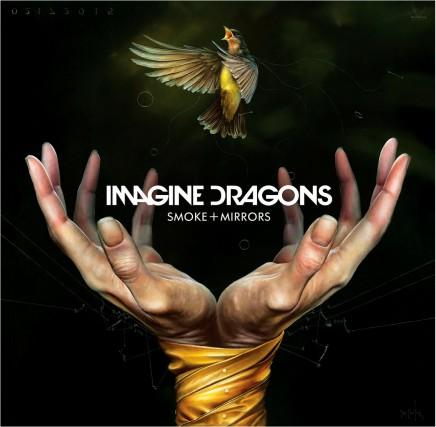 POP ROCK, Smoke + Mirrors, Imagine Dragons...