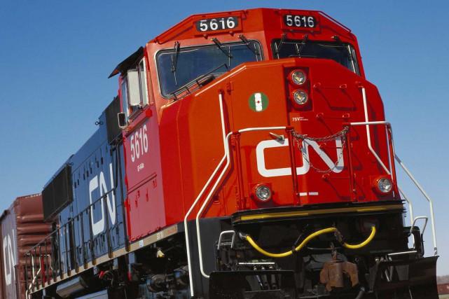les chemins de fer canadiens voient d u0026 39 un bon oeil l