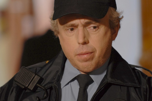 Denis Trudel dans le film Bluff en 2007.... (PHOTO ARCHIVES ORANGE FILMS)