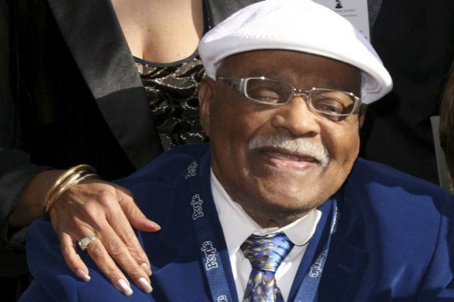Clark Terry en 2010.... (PHOTO VALERIE MACON, ARCHIVES AFP)