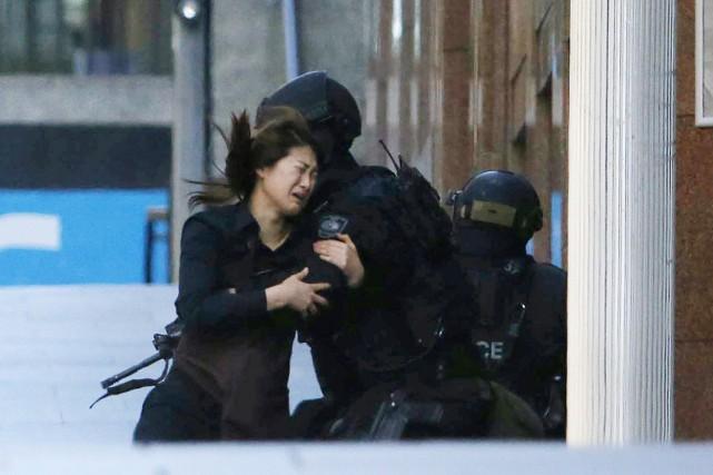 En décembre,un homme d'origine iranienne avait retenu sous... (Photo Jason Redd, archives Reuters)