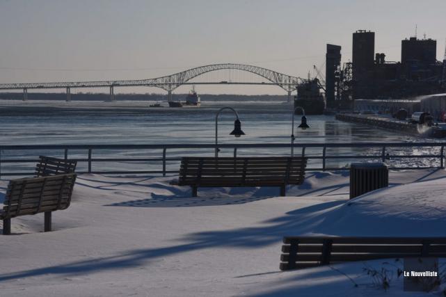 Québec annonce 30 M $ pour des projets... (Photo: François Gervais, Le Nouvelliste)