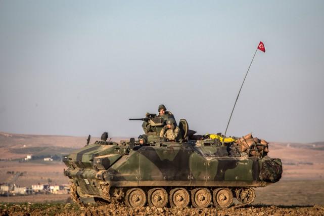 «La Turquie n'a renoncé à aucun de ses... (PHOTO MURSLE COBAN, AP/DEPO PHOTOS)