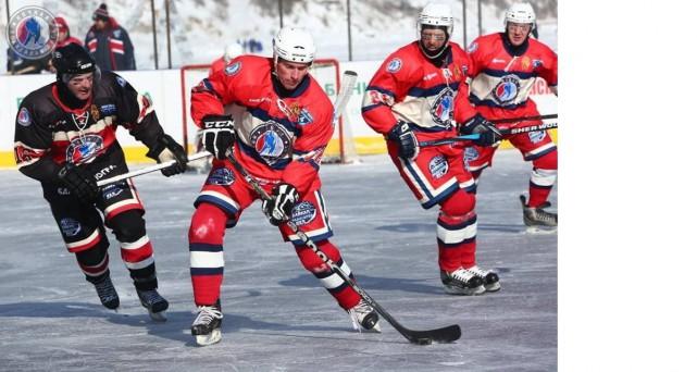L'équipe russe était composée de joueurs talentueux et... (Photo fournie)