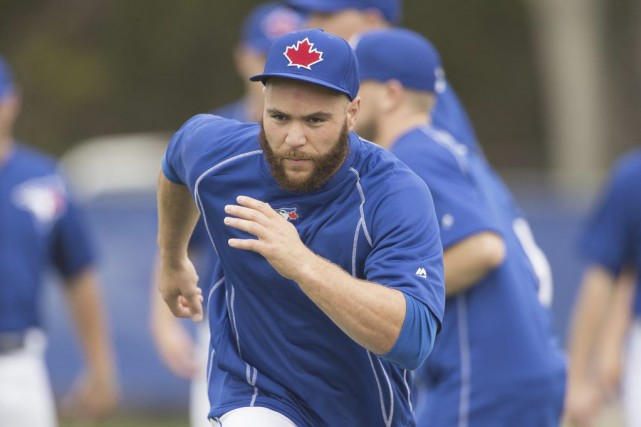 Russell Martin... (PHOTO TOMMY GILLIGAN, USA TODAY)