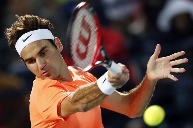 Roger Federer... (REUTERS)