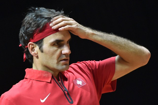 Roger Federer... (PHOTO PHILIPPE HUGUEN, ARCHIVES AFP)