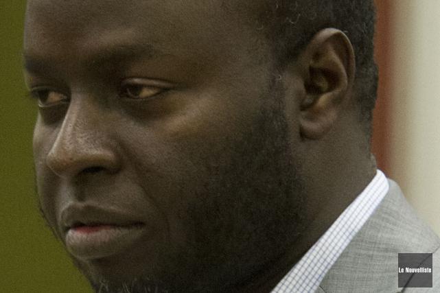Abdoulaye Souley est membre du conseil d'administration du... (Photo: Stéphane Lessard, Le Nouvelliste)