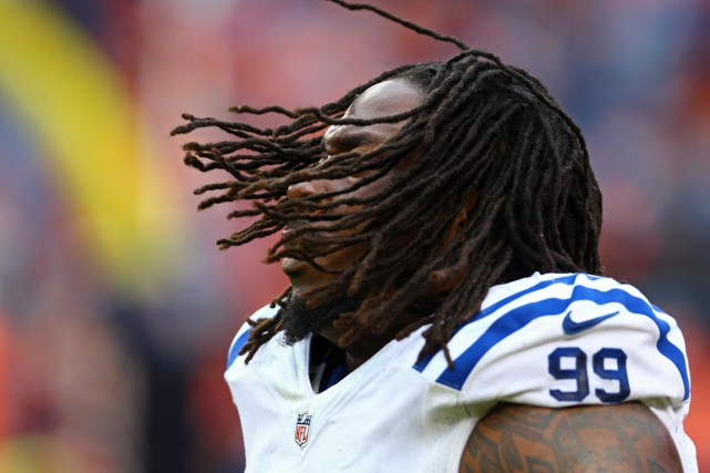 Ricky Jean Francois... (Photo Mark J. Rebilas, archives USA TODAY Sports)