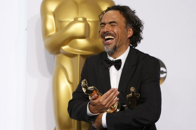 Birdmand'Alejandro G. Iñárritu (photo)n'a rapporté que quelque 72... (Photo Reuters)