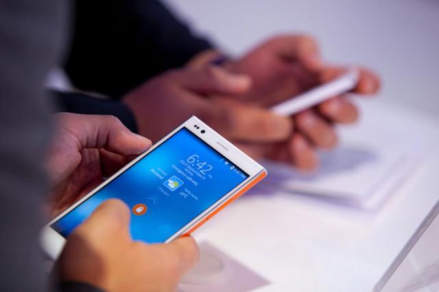 La proposition d'Apple et de Google (via le... (Photo Bloomberg)