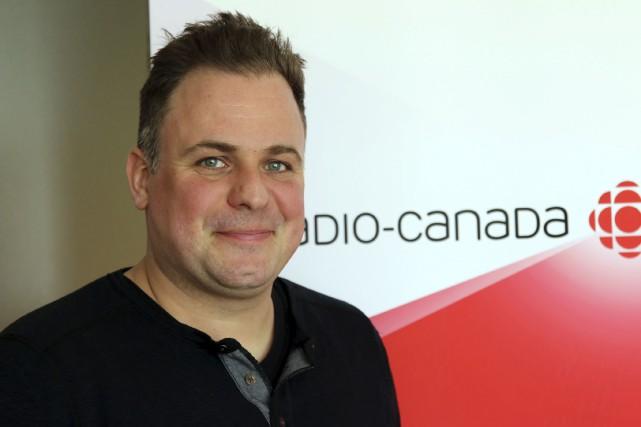 Stéphane Bellavance... (Photo fournie par ICI Radio-Canada)