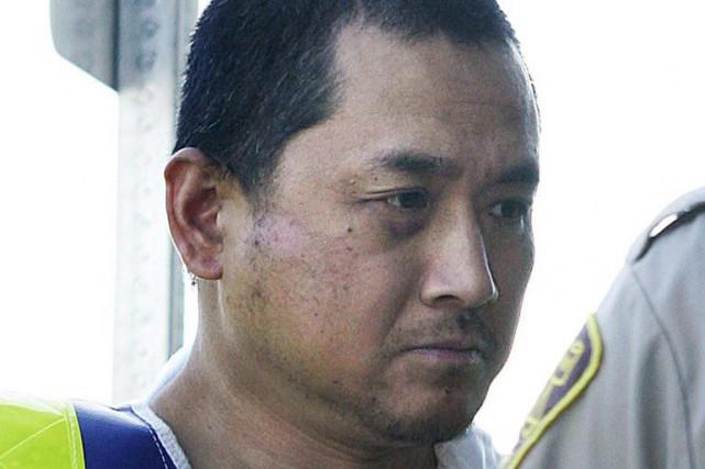 Vince Li a été jugé criminellement non responsable... (John Woods)