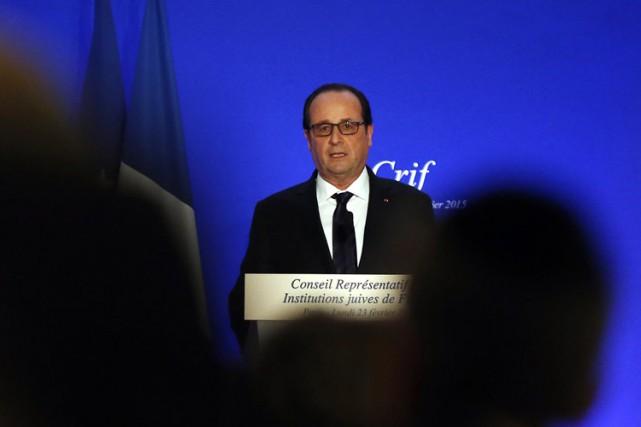 «Nous allons renforcer les outils du droit» contre... (Photo: AFP)