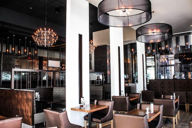 Le nouveau restaurant sera le second établissement de... (Photo fournie par le Groupe Martin)