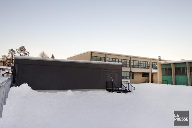 La Commission scolaire de Montréal a fait une... (PHOTO ROBERT SKINNER, LA PRESSE)