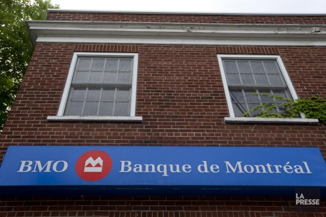 Les six grandes banques canadiennes ont publié cette... (PHOTO FRANÇOIS ROY, ARCHIVES LA PRESSE)