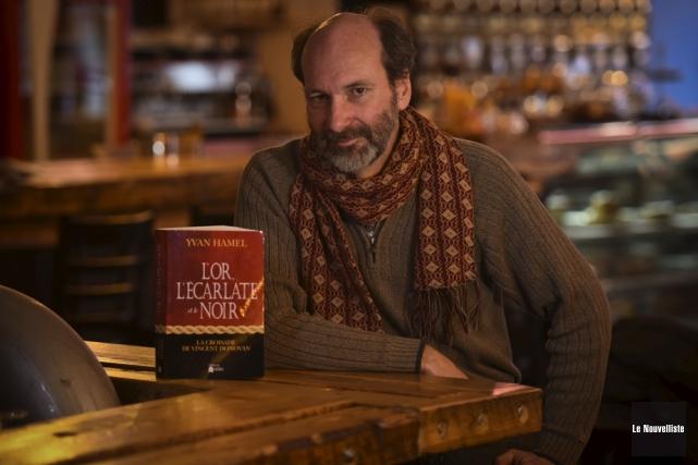 L'auteur de Trois-Rivières Yvan Hamel a publié récemment... (Photo: François Gervais, Le Nouvelliste)