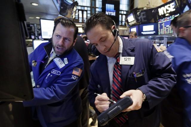 Les investisseurs comptaient sur Mme Yellen, qui a... (Photo Richard Drew, AP)