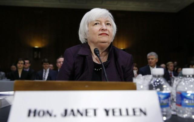 Janet Yellen... (PHOTO KEVIN LAMARQUE, REUTERS)